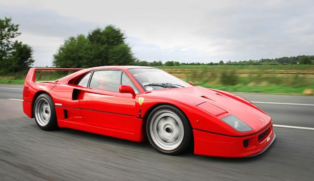 1980-1989 | Ferrari F40