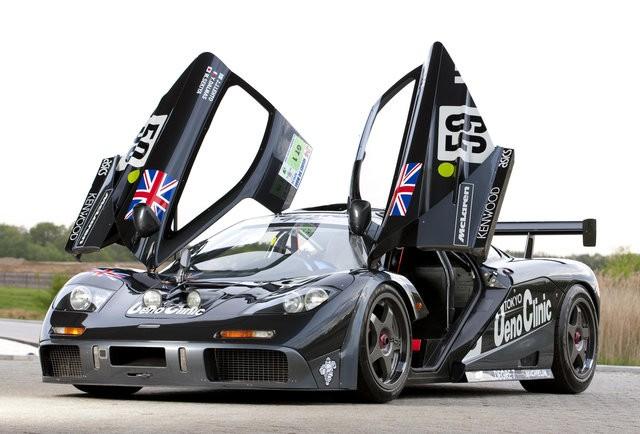1990-1999 | McLaren F1