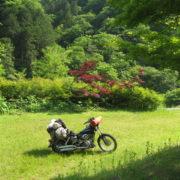 バイク旅で野宿のススメ【最終回】