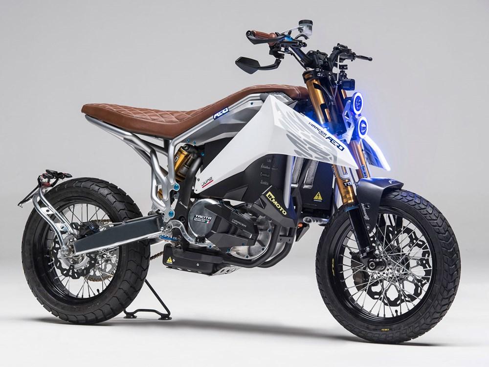電動 バイク 最新