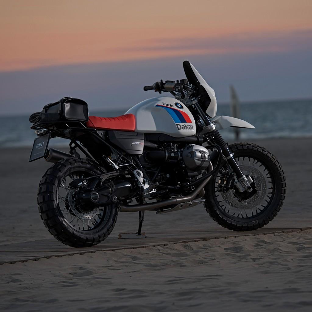 Bmwparison: ボルトオンのパリダカ・キット!BMW「R NineT」パリダカキットは軽量化も実現する本格派! | ForRide