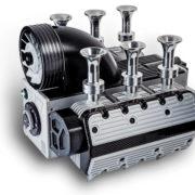 今度はポルシェの水平6気筒!? あのエンジン型エスプレッソマシーンにニューモデルが追加!