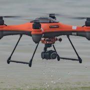 ついに来た!最強の防水撮影ドローン「Splash Drone3+」