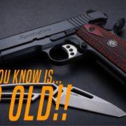 あなたの知っている「拳銃」はもう古い!? 最近のピストル事情