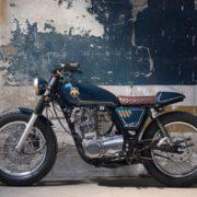 ある意味YAMAHA公認カスタム!? 「Bunker Custom Motorcycle」をご紹介!