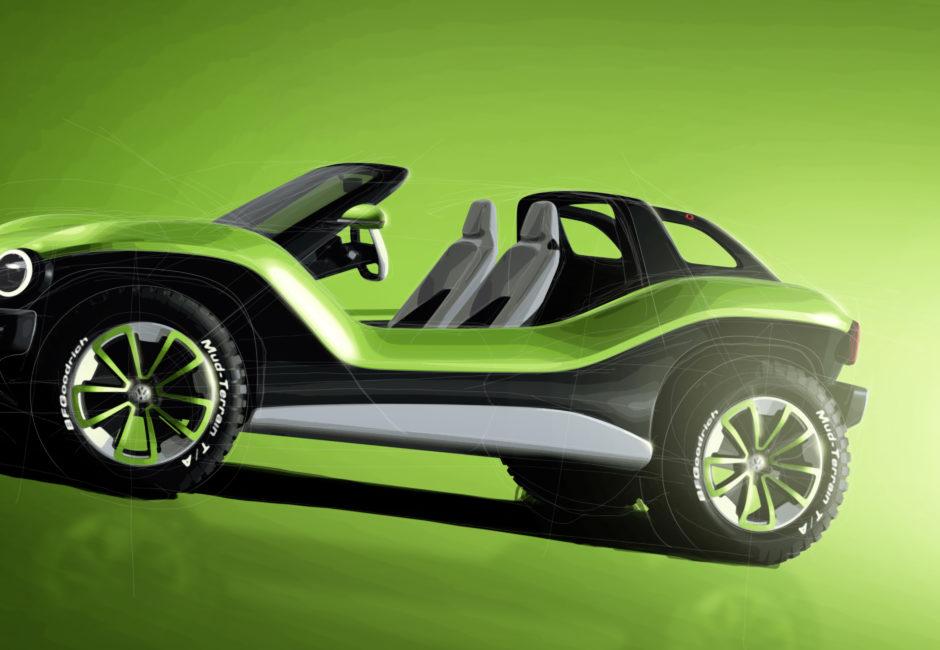 こんなEVを待っていた!VWが発表した「ID. BUGGY CONCEPT」には遊び心が満載!