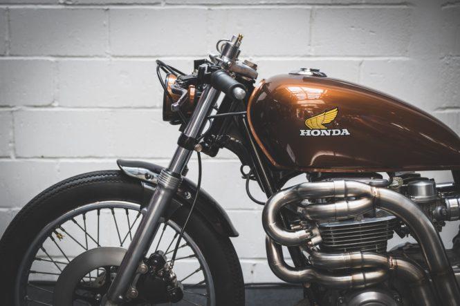 ホンダバイク