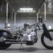 BMWモトラッドがクルーザーを発表する!その先駆けとなるコンセプトモデルは……未完成なのか!?