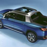 日本への導入熱望!VWが発表したピックアップ「TAROK」はコンパクトボディが魅力の大人の玩具!