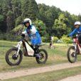 【バイク免許不要】自転車に乗れれば大丈夫!「フォレストライダー」に子供を連れて行ったら大はしゃぎ!