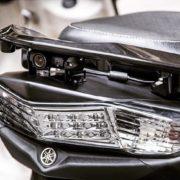 あおり運転対策!バイクにドライブレコーダーをつける方法と、そのメリット・デメリット