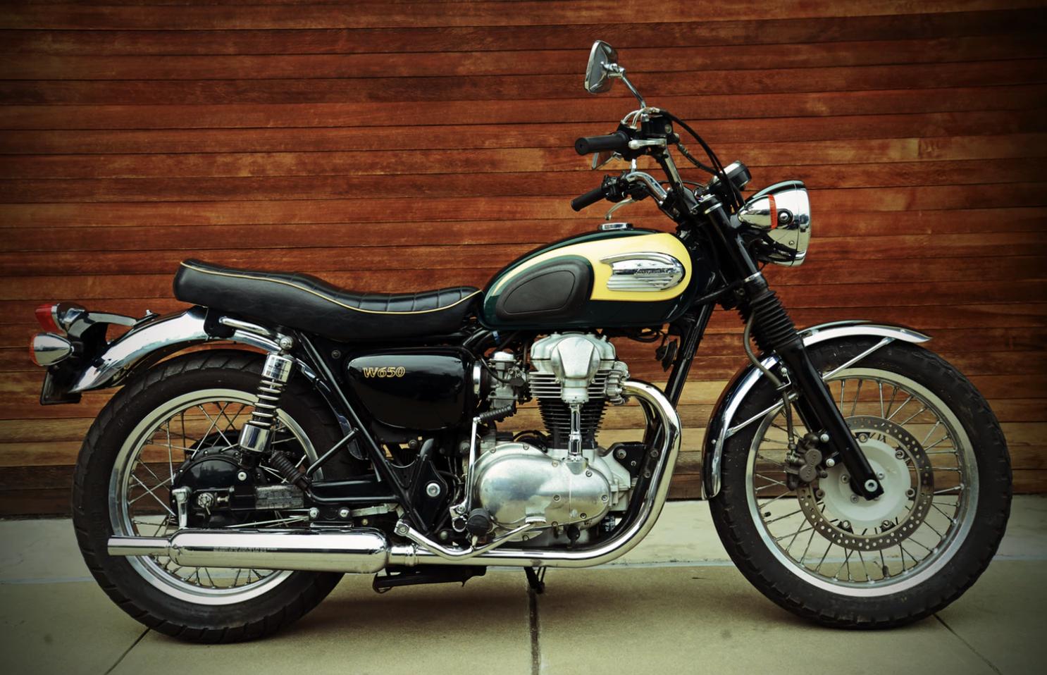 バイク 車 ホンダ 旧
