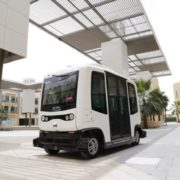トヨタのeパレット的な!? ドイツ・ベルリンで自律走行型のバスが実証実験開始