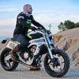 グロカッコいいカワサキER6のカスタムバイク!? フランス生まれの凄腕ビルダー