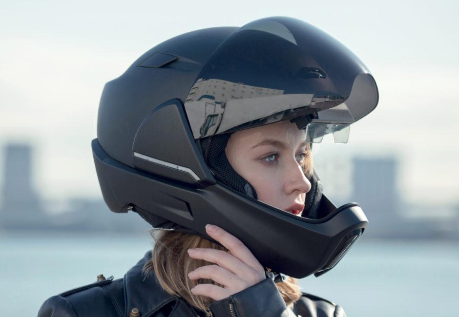 あのHUD付きヘルメット「CrossHelmet」は今どうなってる?