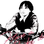 「バイクのある日常」がテーマのイラスト展が東京・世田谷のカフェで開催!