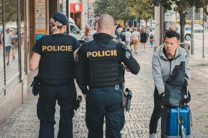 海外の警察