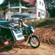バイクでタクシー!? タイでは日常の「バイタク」って知ってた?