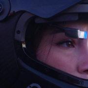 手持ちのヘルメットをスマート化できるHUDが5万円弱!で登場するかも