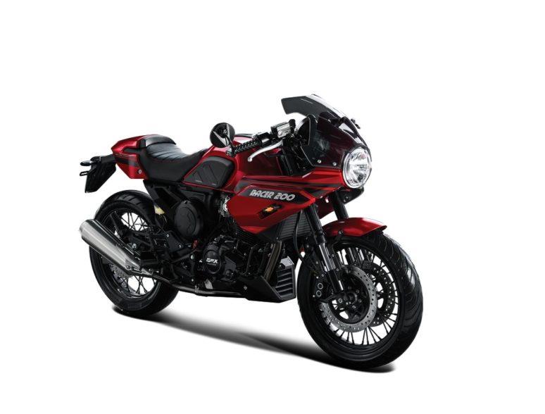 GPX ジェントルマンレーサー200