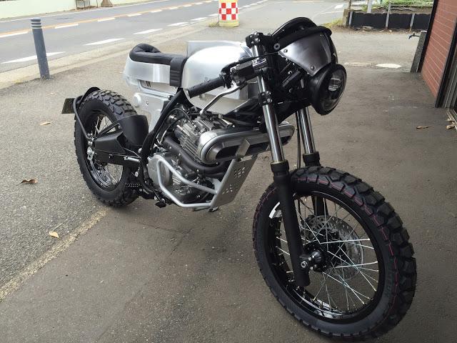 ASK.motorcycle Half250
