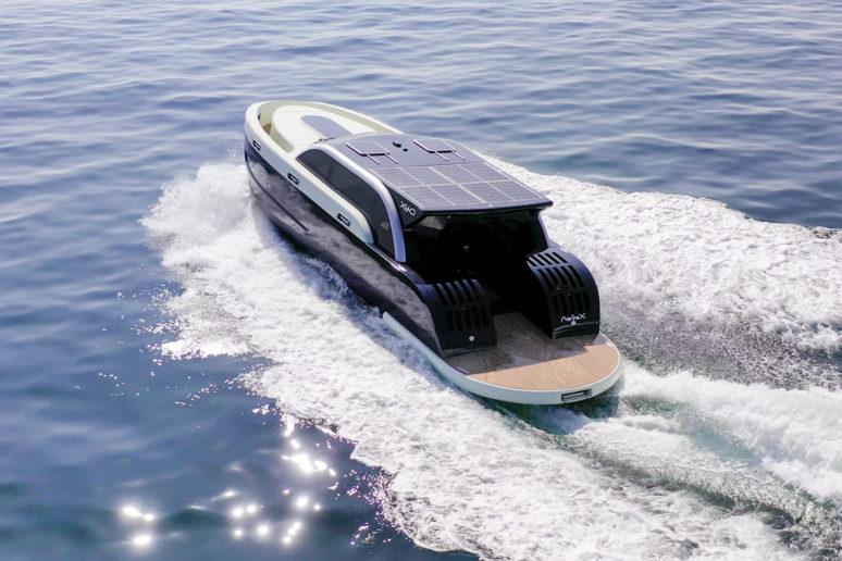 Marine X X40 Concept