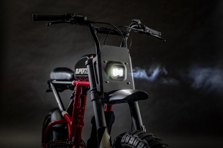 電動アシスト自転車 SUPER73