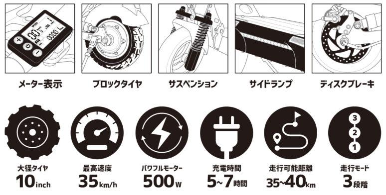 電動キックボード eXs2