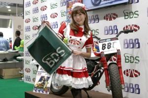 2015東京モーターサイクルショーレースクーン08