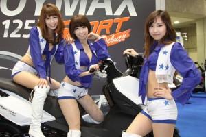2015東京モーターサイクルショーレースクーン11