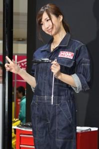 2015東京モーターサイクルショーレースクーン13