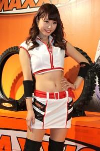 2015東京モーターサイクルショーレースクーン26