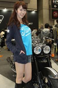 2015東京モーターサイクルショーレースクーン27