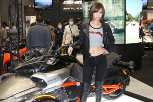 2015東京モーターサイクルショーレースクーン30